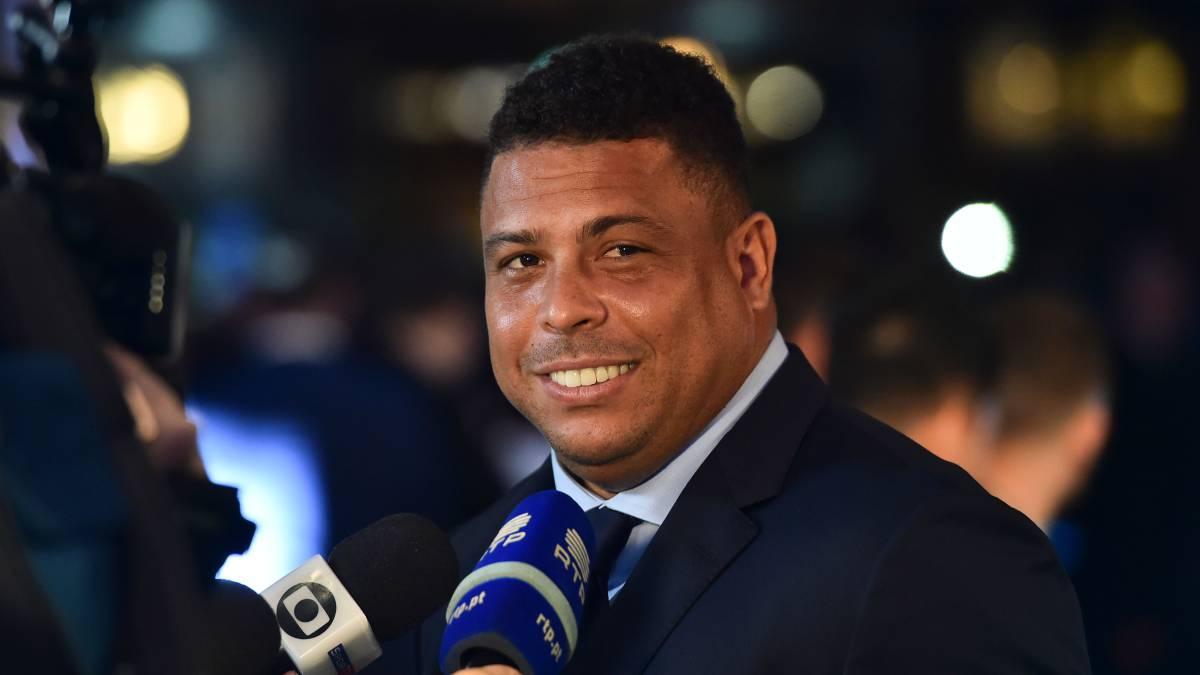 Ronaldo, muy cerca de comprar el Real Valladolid según O Globo