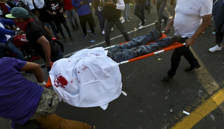 Iglesia rechaza diálogo en Nicaragua por muerte de 15 manifestantes