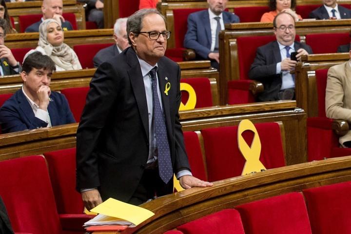 Cataluña tendrá mañana nuevo presidente