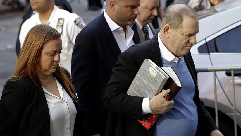 #MeToo: Harvey Weinstein se entregará a la Policía