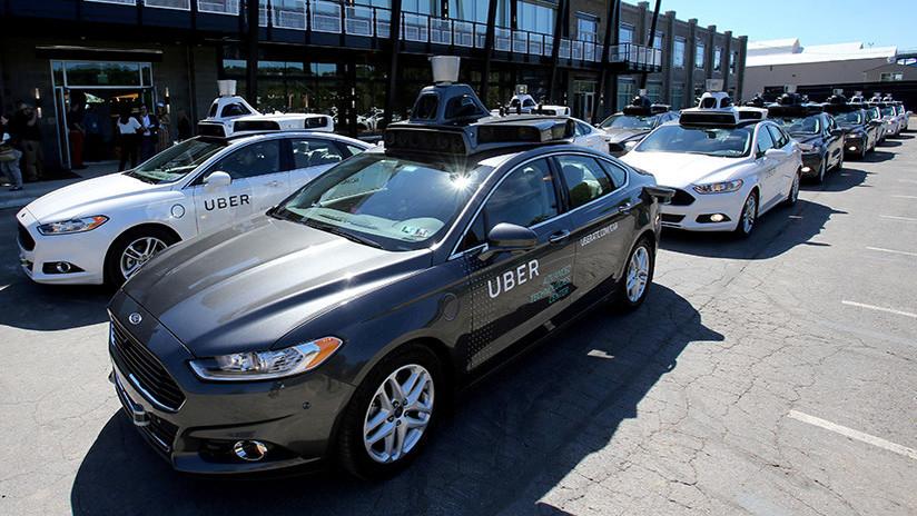Diario: Uber clausura un lugar de prueba de vehículos sin conductor