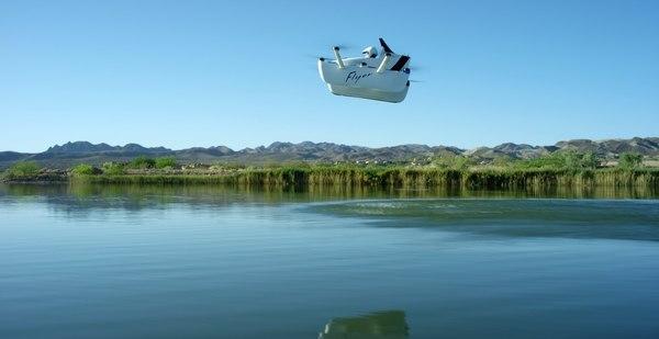 Ya está la preventa el auto volador: 'Flyer'