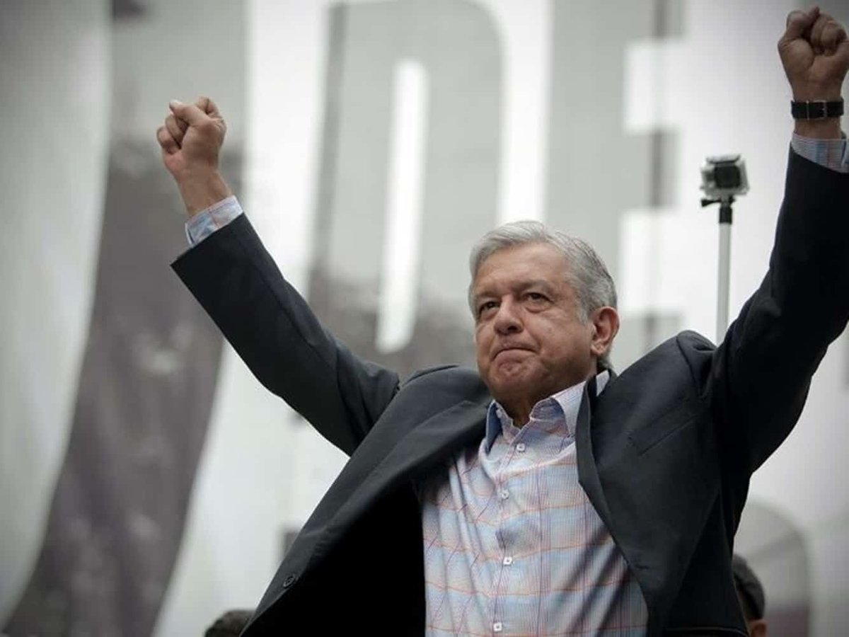 México de fiesta, por triunfo de Andrés Manuel López Obrador