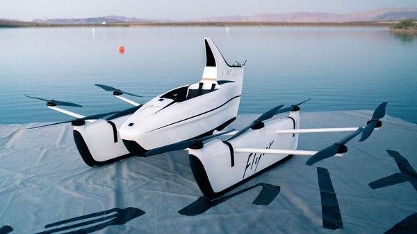 """Flyer: Sale la preventa del auto volador - Innovación"""""""