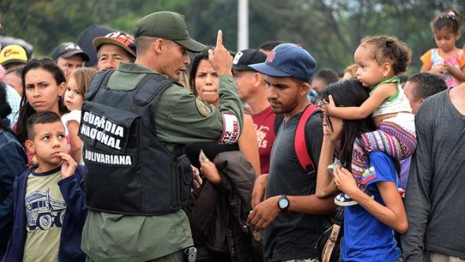 En Colombia hay 819.034 venezolanos, según censo de Gestión del Riesgo