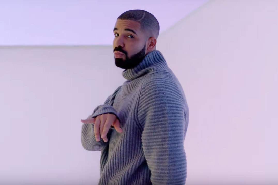 Drake con 7 canciones en el Top 10 del Hot 100