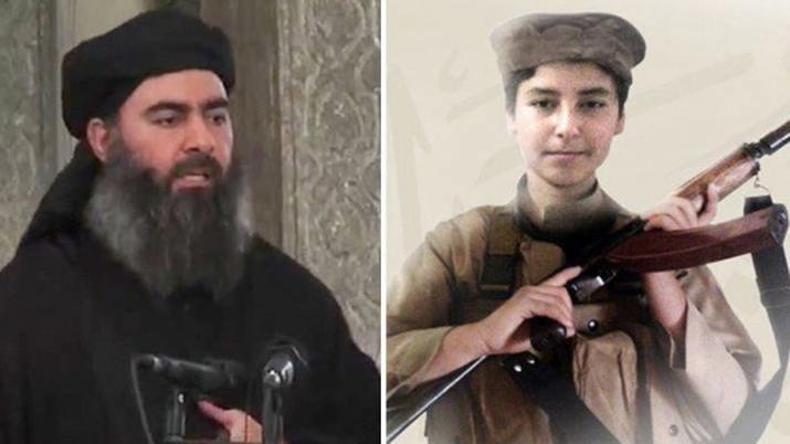 Muere hijo del líder del Estado Islámico en atentado suicida