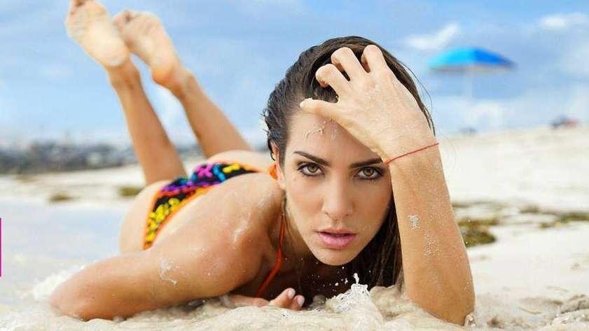 FOTOS | La ex Miss Argentina que conquistó el corazón de J Balvin