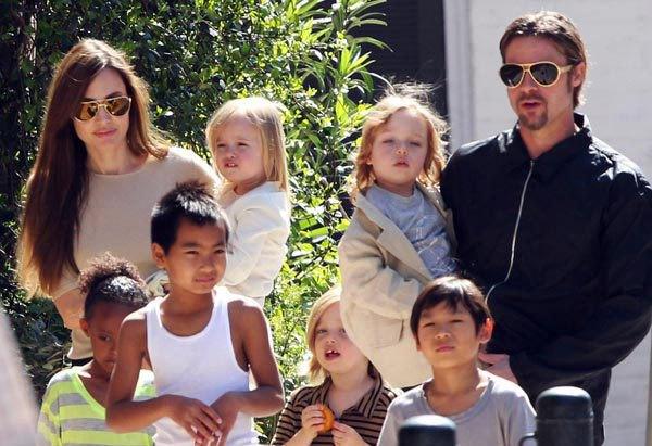 Angelina Jolie y una dura acusación contra Brad Pitt