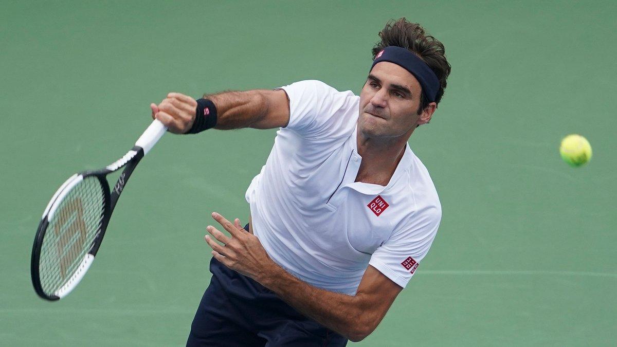 Federer vs Djokovic: chocan por el título del Masters 1000 de Cincinnati