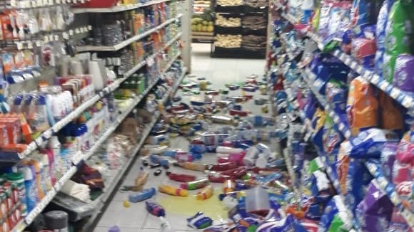 Fuerte terremoto de magnitud 6,2 sacude Costa Rica