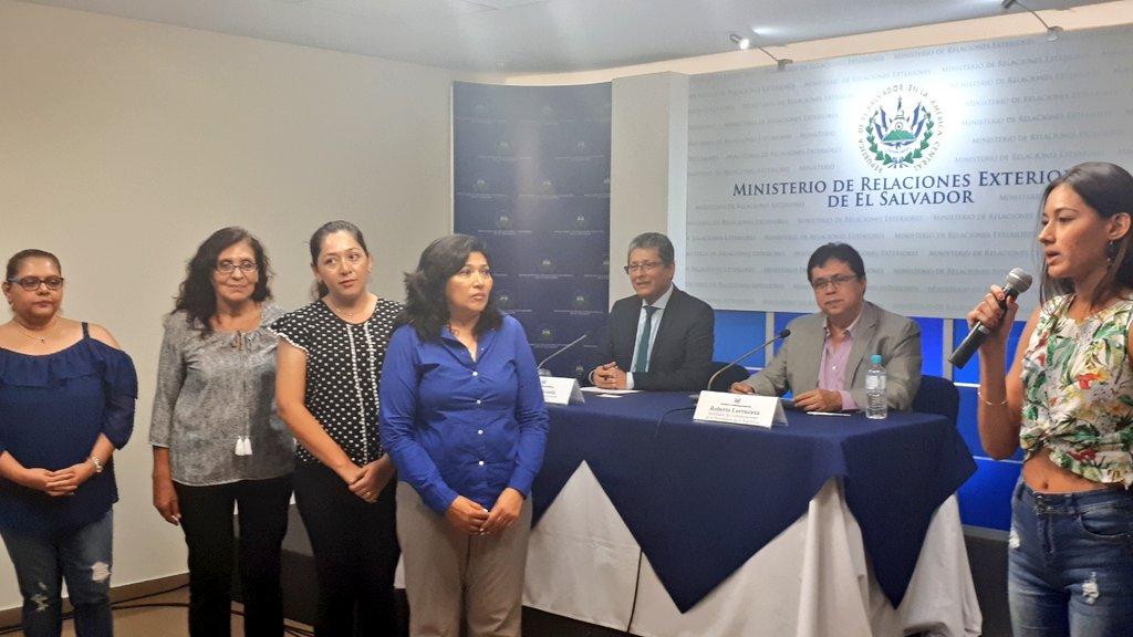EEUU seguirá apoyando a El Salvador mientras analiza relación bilateral