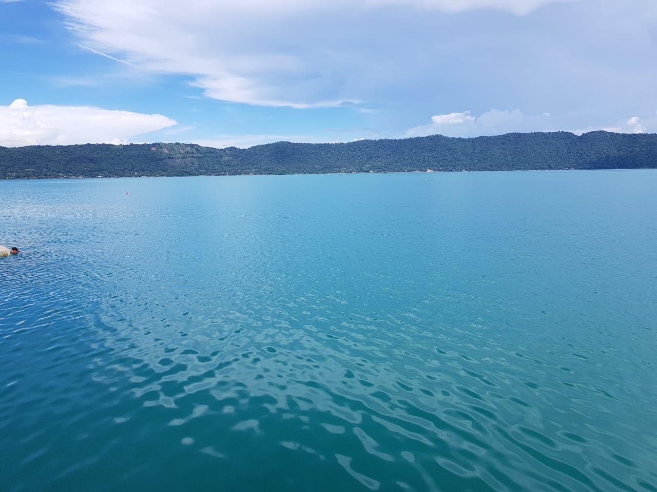 Fotos Lago De Coatepeque Cambia De Nuevo A Color Turquesa Diario - Cual-es-el-color-turquesa