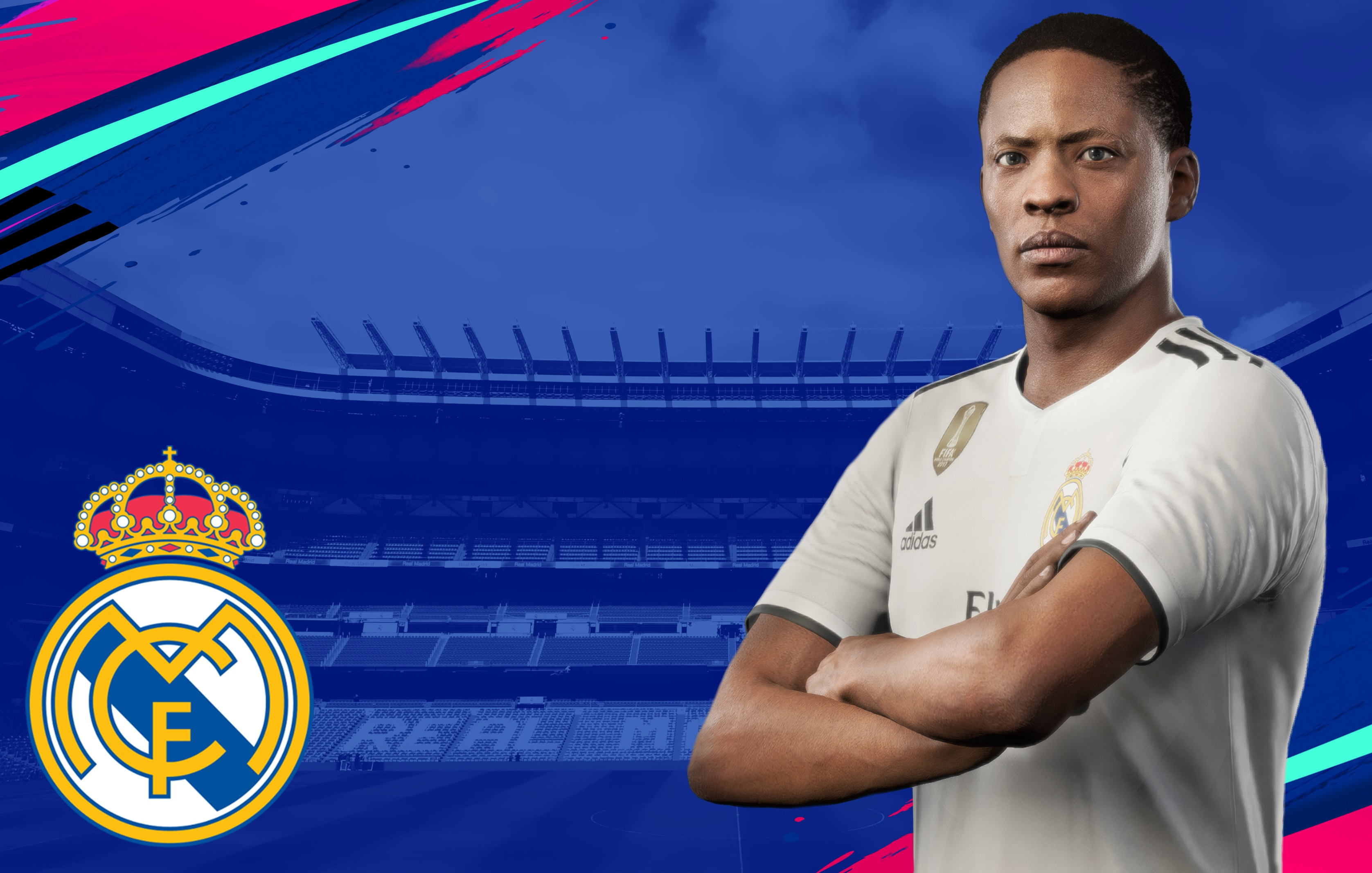 Real Madrid anuncia el fichaje de Alex Hunter