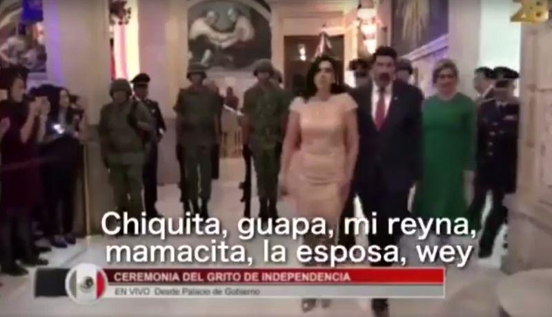 Técnicos dejan micrófono prendido y llaman mamacita a esposa de Javier Corral