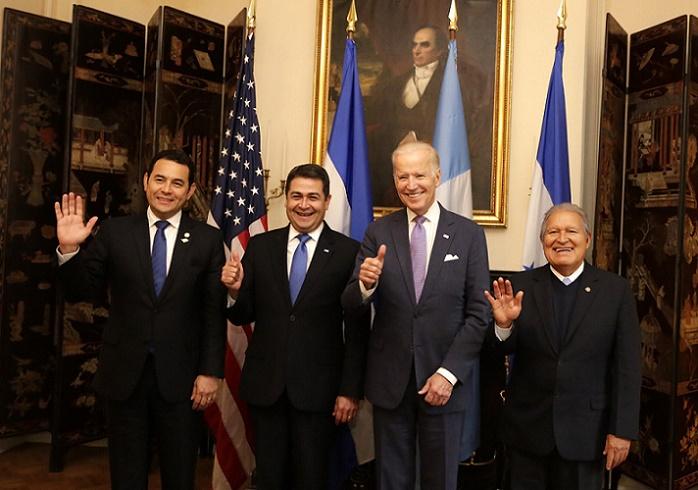 Estados Unidos cancela reunión con países del Triángulo Norte