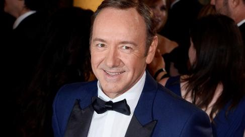 Un masajista demanda por abusos al actor Kevin Spacey