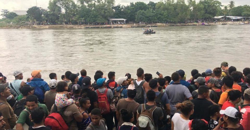 México ahora sí respeta a EU, afirma Trump tras contener a migrantes