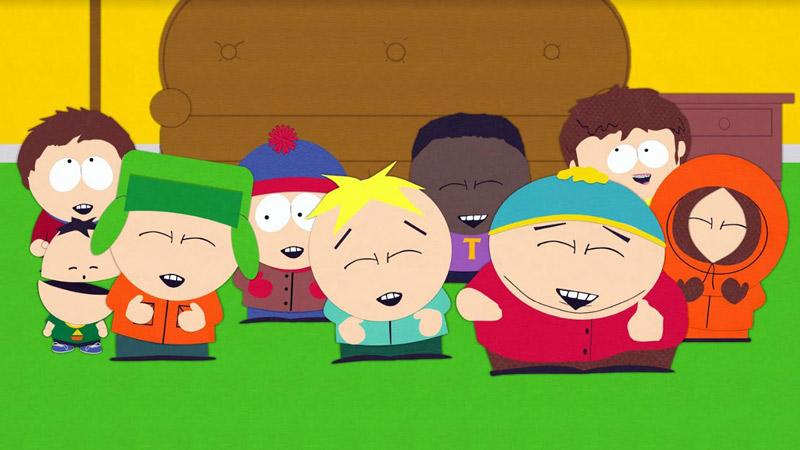 South Park pide la cancelación de Los Simpson por
