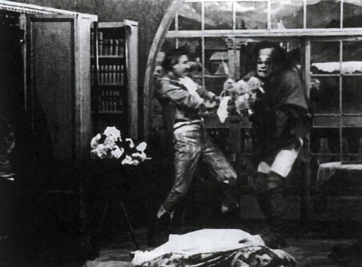 VÍDEO: Así luce la restauración de la película de Frankenstein de 1910