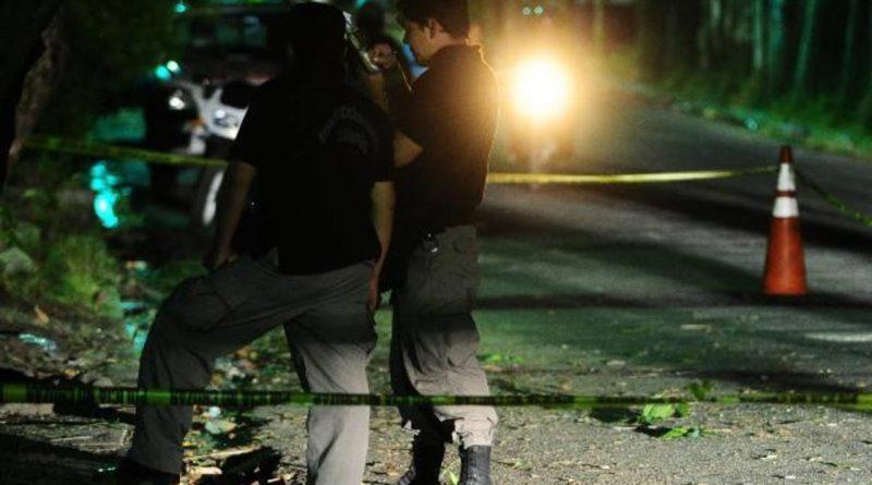 Tres hombres de una misma familia fueron acribillados en Ciudad Delgado