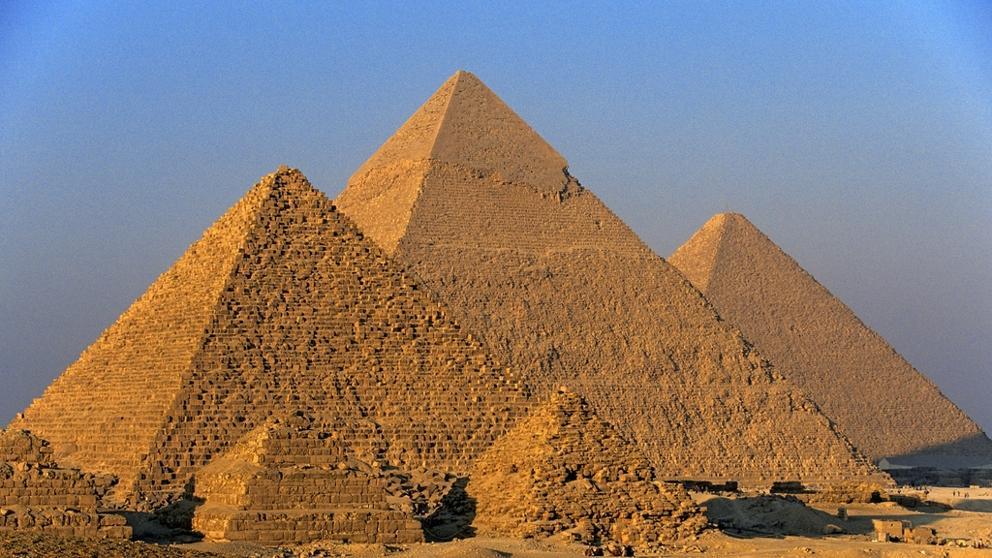 Dan a conocer cómo construyeron las pirámides los antiguos egipcios
