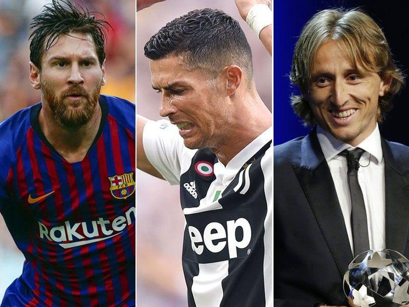 Ni Messi, Ni Ronaldo, Modric, elegido el mejor jugador del mundo