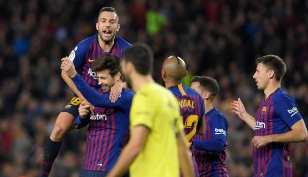 Barcelona quiere recuperar la punta ante el Villarreal - Somos Deporte