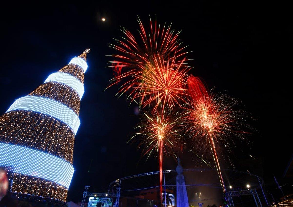 cnn cataloga al árbol navideño del salvador del mundo como el