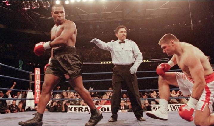 Mike Tyson confiesa que una vez entró al ring drogado