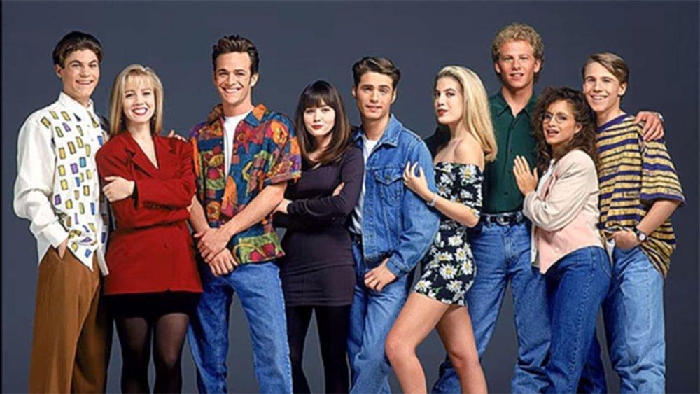 Vuelve Beverly Hills 90210 con su reparto original