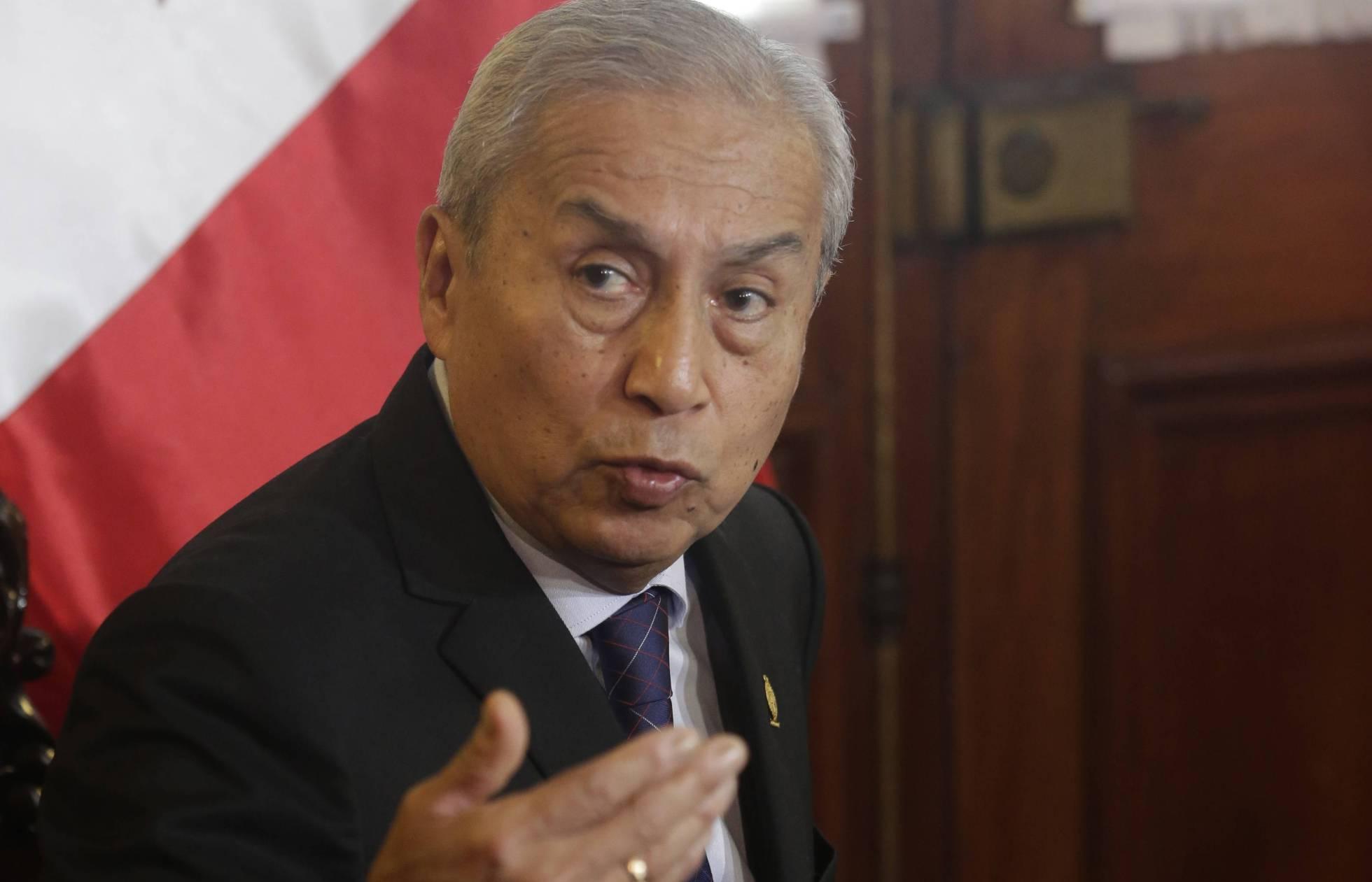Fiscal peruano denunciado por obstruir la justicia en caso Lava Jato