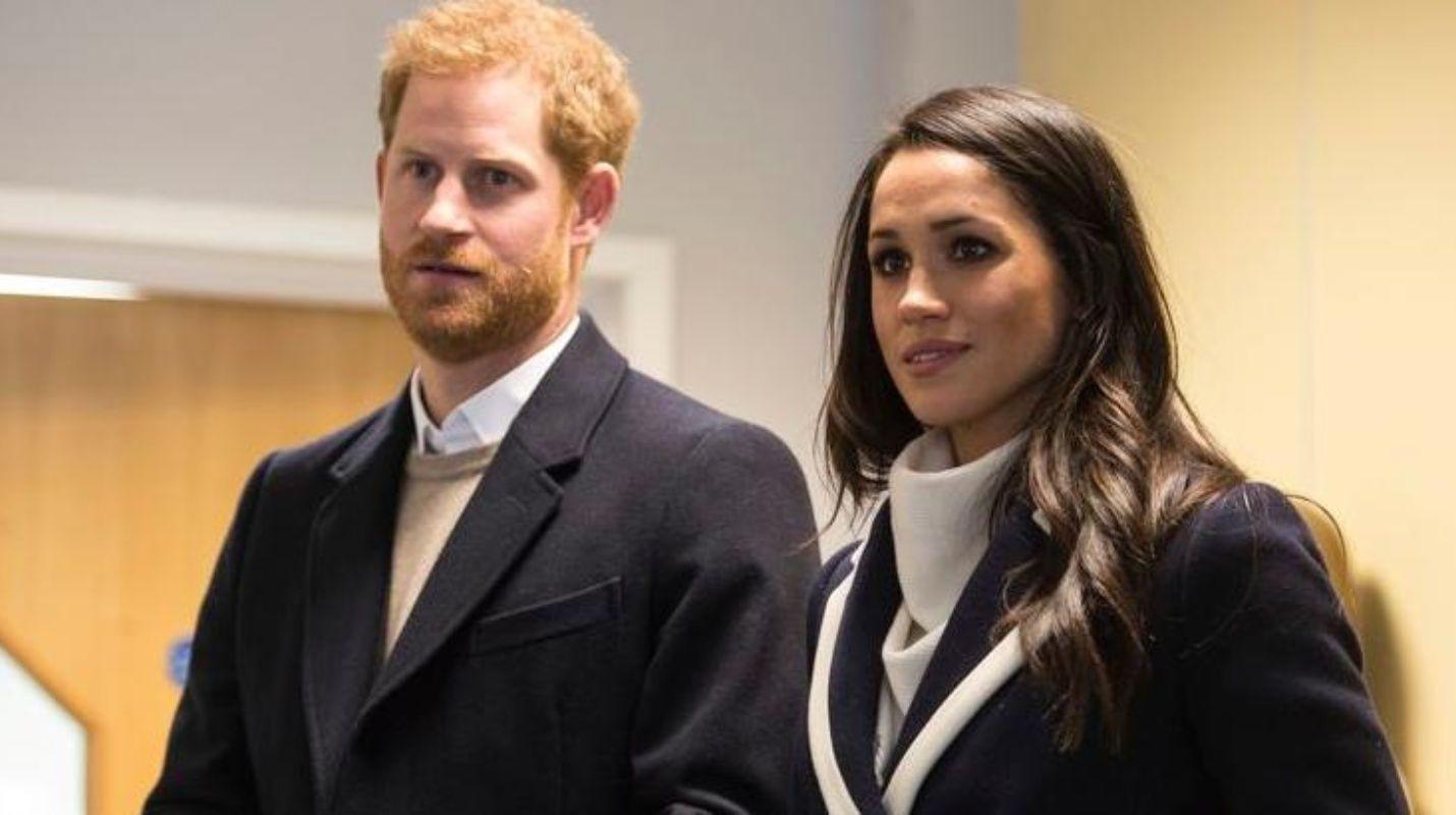 Amenazan al príncipe Harry por haberse casado con Meghan Markle