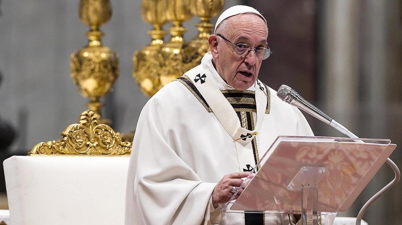 Iglesia católica puede vender sus templos en caso de necesidad: Papa Francisco