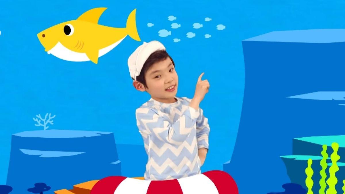 """""""Baby Shark"""" la canción para niños con más de dos mil millones de reproducciones en Youtube"""
