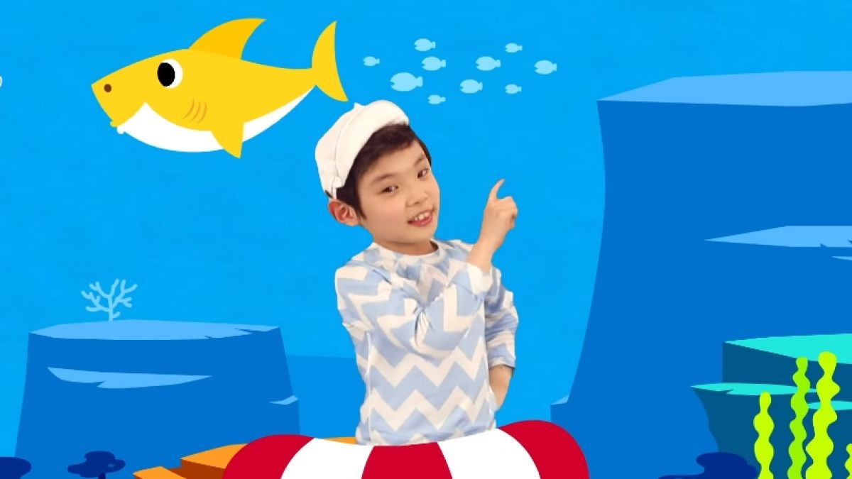Canción infantil coreana rompe récord de visitas en Internet