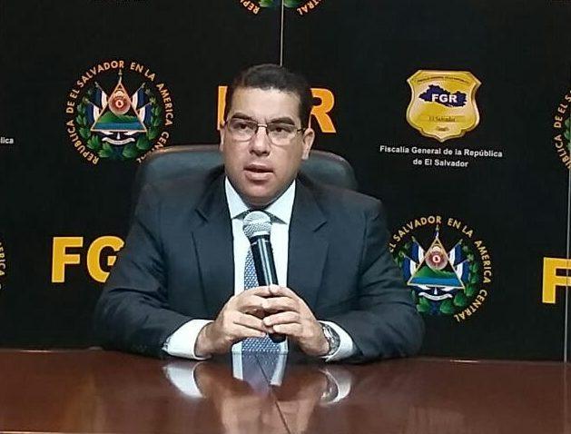 Transición en Fiscalía General de la República — FOTOS