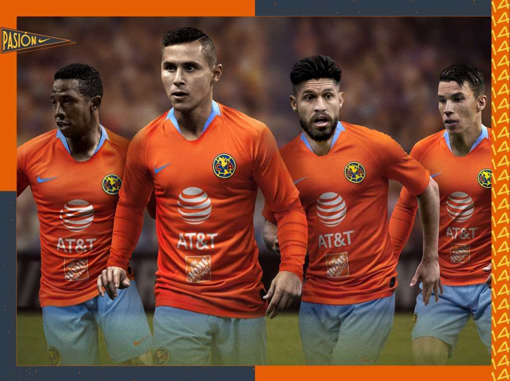 Liga MX América anunció su tercer jersey en homenaje a 'El Chanfle'