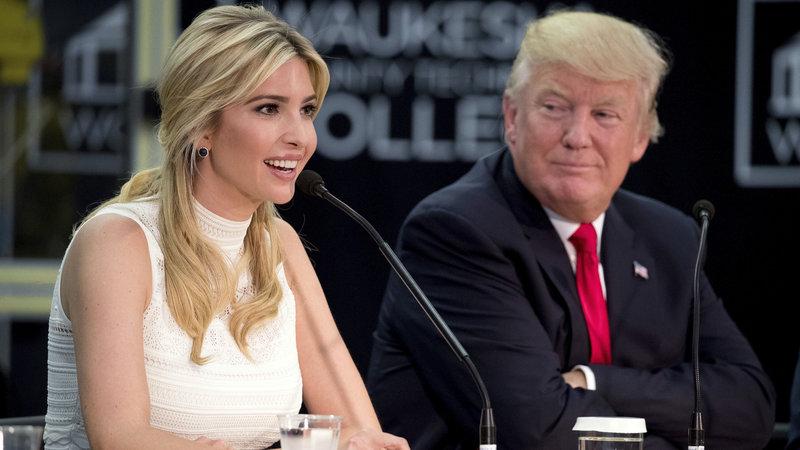 Ivanka Trump es candidata a ser presidenta del Banco Mundial — Sorpresa