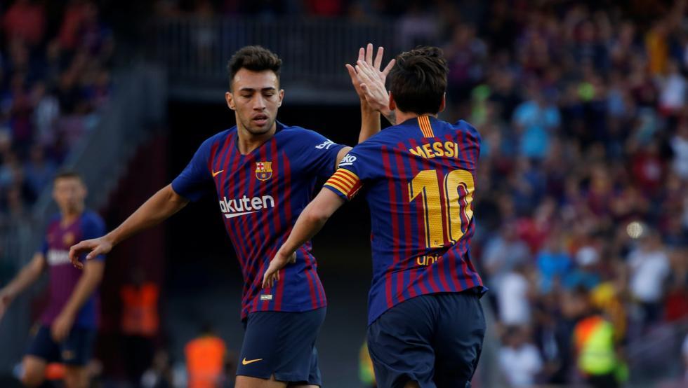 Barcelona y Sevilla llegaron a un acuerdo por Munir